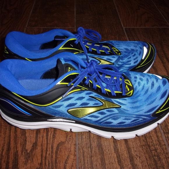 f97441c8a41 Brooks Other - Mens Brooks Transcend 3 Running Shoes Sz. 13 (D)